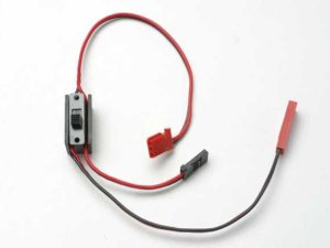 Wiring harness for RX Power Pack, Revo (includes on/off swit
