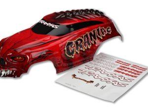 Traxxas Craniac body Red