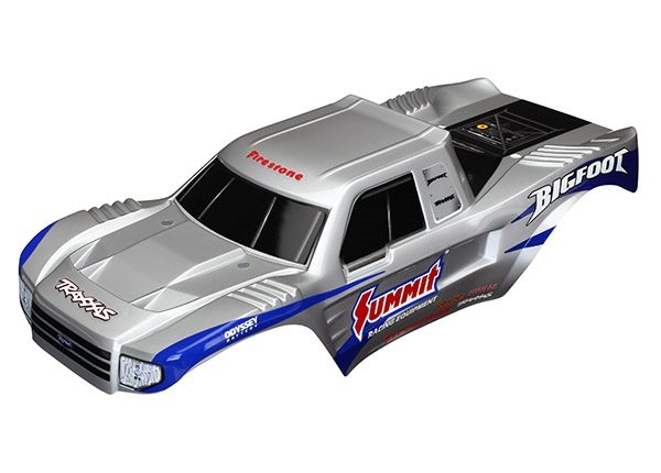 Body, Bigfoot Summit, Offi    cially Licensed replica painte