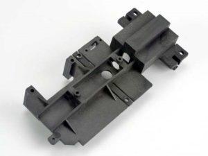 Radio/ motor mounting tray