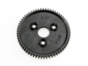 Spur gear, 62-tooth (0.8 metric pitch)
