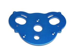 Plate, motor