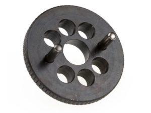 Flywheel, 30mm steel (w/pins) (TRX 2.5, 2.5R, 3.3) (use with