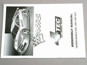 Assembly manual, 4-Tec