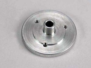 Aluminum thrust washer retainer