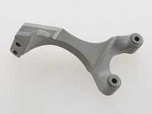 Gearbox brace/ clutch guard (grey)