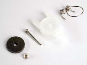 Fuel tank rebuild kit (contains cap, foam seal, screw, sprin