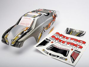 Body, Nitro Sport, ProGraphix (replacement for the painted