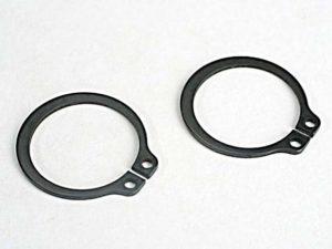 Rings, retainer (snap rings) (22mm) (2)