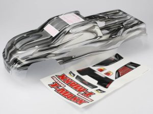Body, T-Maxx, ProGraphix (long wheelbase) (replacement for p