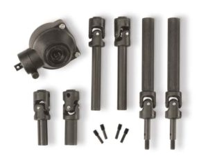4-Wheel Drive upgrade kit (includes all parts to add 4WD to