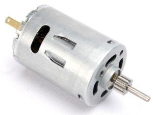 Motor/ pinion gear/ motor bushing (EZ-Start 2)