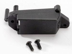 Servo mount, throttle/ 4x10mm BCS (2)