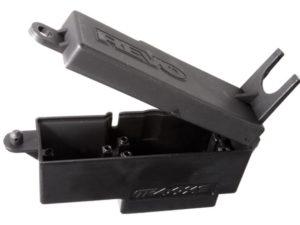 Electronics box, left/ box cover