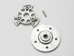 Slipper pressure plate and hub (alloy)