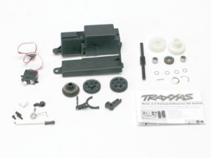 Reverse installation kit (includes all components to add mec