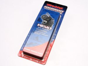 Brake kit, rear (dual-disc Revo) (Requires center differenti