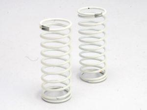 Spring, shock (white) (GTR) (rear) (1.2 rate silver) (1 pair