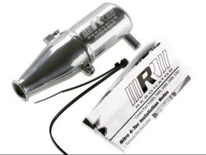 Tuned pipe, Resonator, R.O.A.R. legal (single-chamber, enhan