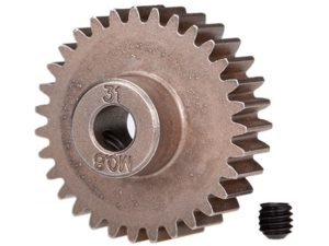 Gear, 31-T pinion (32-p) (steel)/ set screw