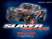 Owners manual, Slayer Pro 4X4