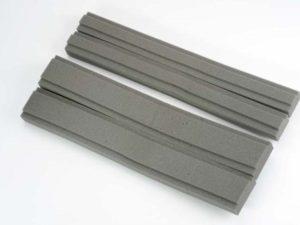 Foam tire inserts (front & rear) (4)