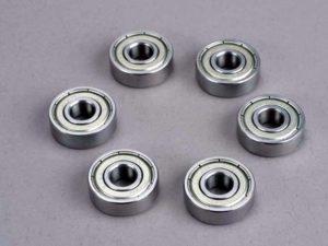 Ball bearings (8x22x7mm) (6)