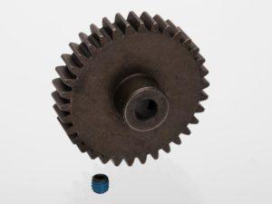 Gear, 34-T pinion (1.0 metric pitch, 20 pressure angle) (fi