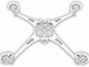 Main frame (white)/ 1.6X5mm   BCS (self tapping)(4)