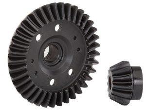 Ring gear, differential/ pinion gear, differential (machined