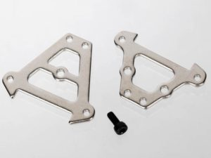Bulkhead tie bars, front & rear (steel)/ 2.5x6 CS (1)