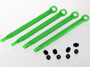 Push rod (molded composite) (green) (4)/ hollow balls (8)