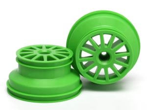 Wheels, Green (2)