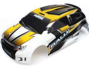Body, 1/18Th Rally, Yellow Body, 1/18Th