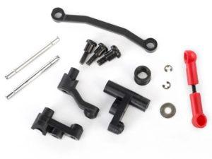 Steering Bellcranks, Servo Svr spring/ spring retainer/ post