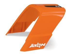 Canopy, roll hoop, orange