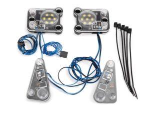 LED headlight/tail light kit (fits 8011 body, req. 8028 PS
