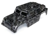 Body, Tactical Unit, night camo (painted)/ decals