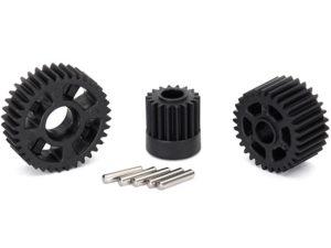 Gear set, transmission (includes 18T, 30T input gears, 36T o