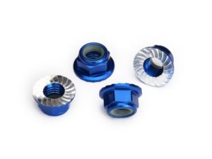 G-FORCE ALUMINIUM NUTS AND WASHERS
