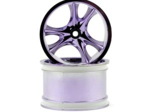 Monster Clawz pure chrome rim