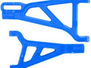 Wishbone front right blue