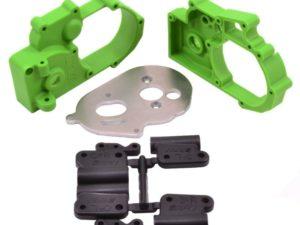 Gearbox   suspension holder Green