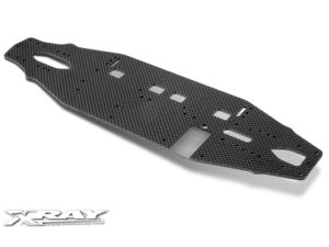 T3 2011 Chassis 2.5mm Graphite