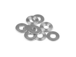 Steel Shim For Lower Susp. Holder 3X7.5X0.4 (10)