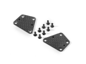 GRAPHITE ARS REAR LOWER ARM PLATE 1.6MM (L+R)