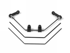 T2 Anti-Roll Bar Rear 1.2 + 1.4 + 1.6mm (Set)