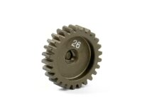 Narrow Pinion Gear Alu Hard Coated 26T : 48