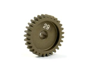 Narrow Pinion Gear Alu Hard Coated 29T : 48
