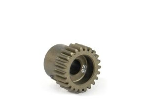 Narrow Pinion Gear Alu Hard Coated 23T : 64